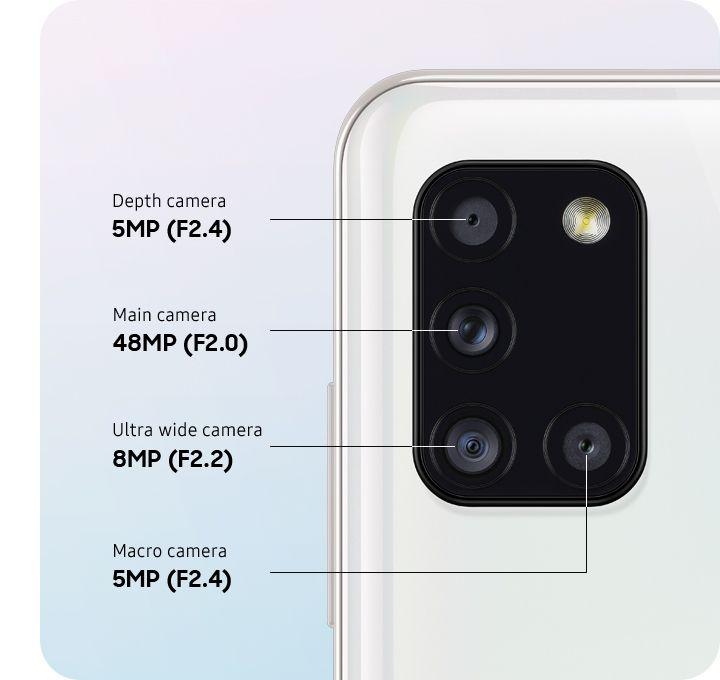 Фото 3 Samsung Galaxy A31